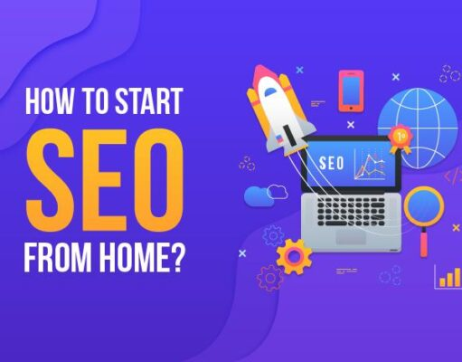 How to start Advance SEO from Home-min