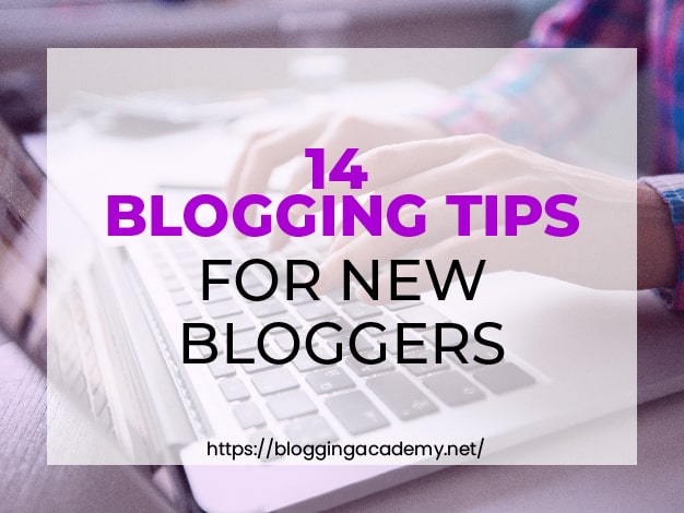Top 14 Brilliant Blogging Tips & Tricks for Newbie Bloggers