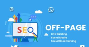 What is off-page SEO